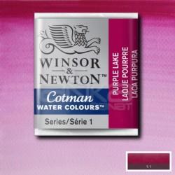 Winsor&Newton - Winsor & Newton Tablet Sulu Boya No:544 Purple Lake