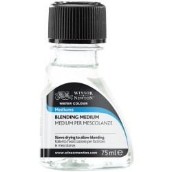 Winsor&Newton - Winsor & Newton Watercolor Blending Medium 75ml 3021760