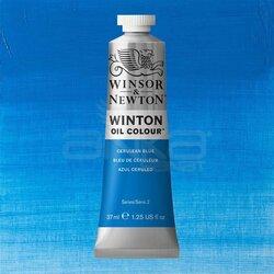 Winsor&Newton - Winsor&Newton Winton Yağlı Boya 37ml 138 Cerulean Blue Hue
