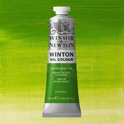 Winsor&Newton - Winsor&Newton Winton Yağlı Boya 37ml 145 Chrome Green Hue