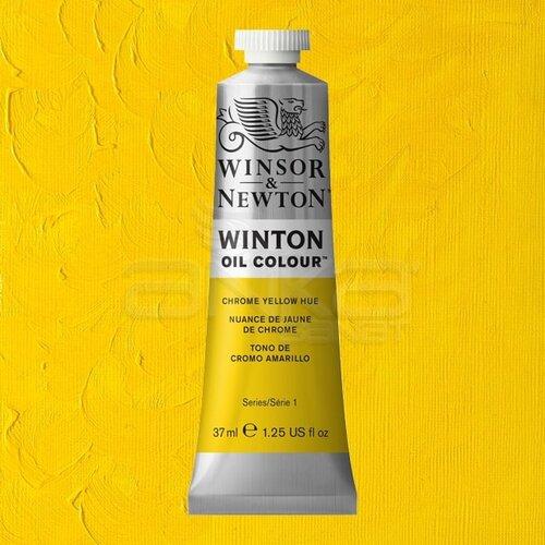 Winsor&Newton Winton Yağlı Boya 37ml 149 Chrome Yellow Hue - 149 Chrome Yellow Hue