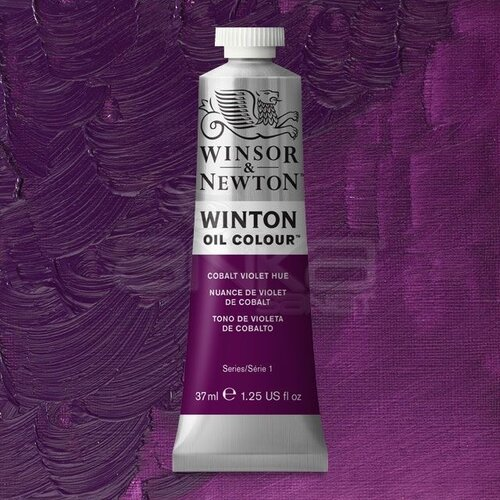 Winsor&Newton Winton Yağlı Boya 37ml 194 Cobalt Violet Hue - 194 Cobalt Violet Hue