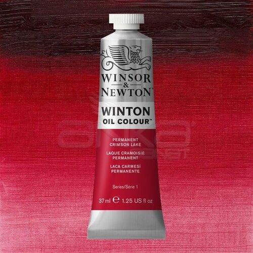 Winsor&Newton Winton Yağlı Boya 37ml 478 Permanent Crimson Lake - 478 Permanent Crimson Lake