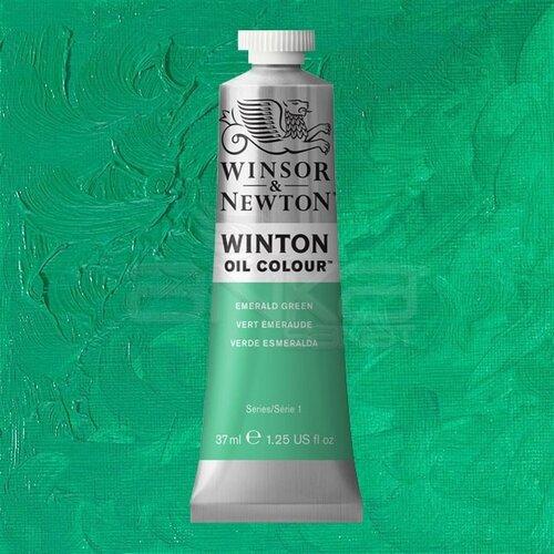 Winsor&Newton Winton Yağlı Boya 37ml 241 Emerald Green - 241 Emerald Green