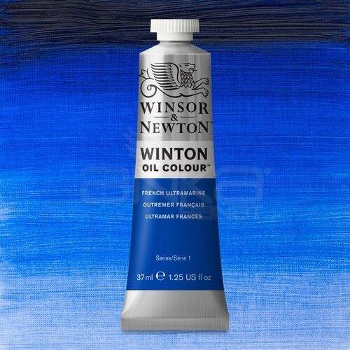 Winsor&Newton Winton Yağlı Boya 37ml 263 French Ultramarine - 263 French Ultramarine