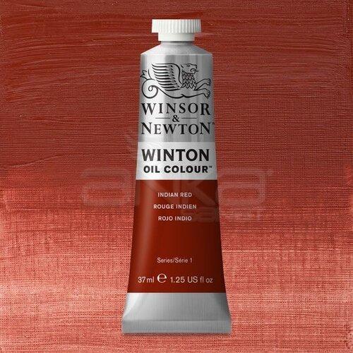 Winsor&Newton Winton Yağlı Boya 37ml 317 Indian Red - 317 Indian Red