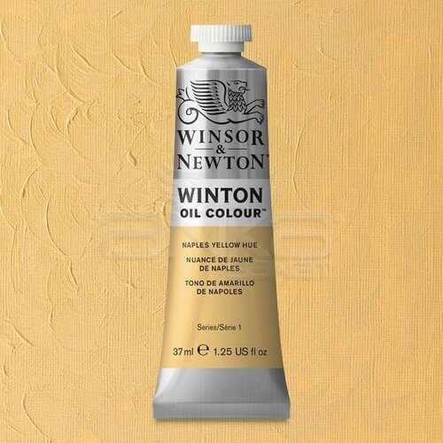 Winsor&Newton Winton Yağlı Boya 37ml 422 Naples Yellow Hue - 422 Naples Yellow Hue