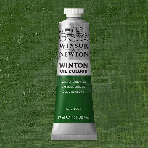 Winsor&Newton Winton Yağlı Boya 37ml 459 Oxide Of Chromium - 459 Oxide Of Chromium