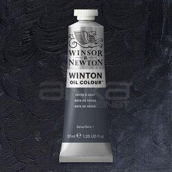 Winsor&Newton - Winsor&Newton Winton Yağlı Boya 37ml 465 Paynes Grey