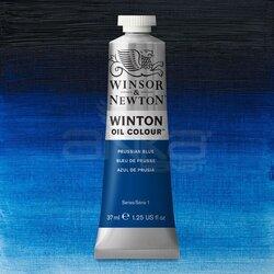 Winsor&Newton - Winsor&Newton Winton Yağlı Boya 37ml 538 Prussian Blue