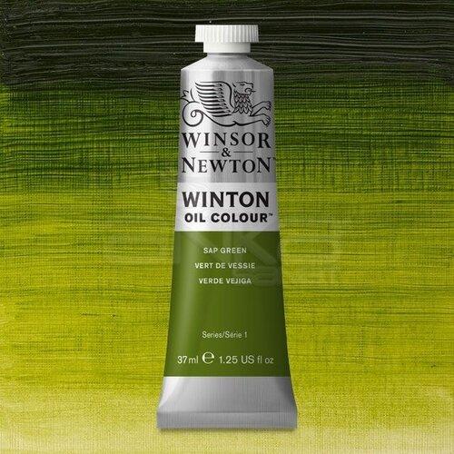 Winsor&Newton Winton Yağlı Boya 37ml 599 Sap Green - 599 Sap Green