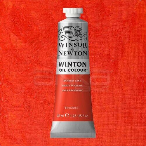Winsor&Newton Winton Yağlı Boya 37ml 603 Scarlet Lake - 603 Scarlet Lake