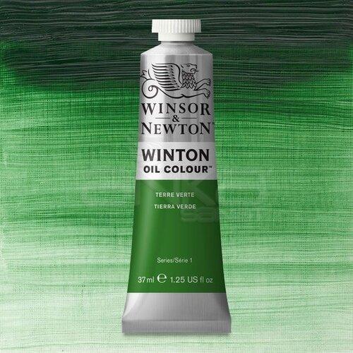 Winsor&Newton Winton Yağlı Boya 37ml 637 Terre Verte - 637 Terre Verte