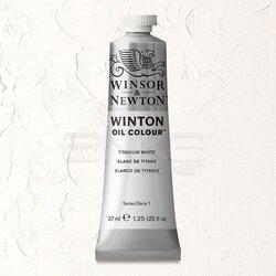 Winsor&Newton - Winsor&Newton Winton Yağlı Boya 37ml 644 Titanium White