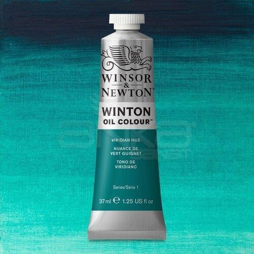 Winsor&Newton Winton Yağlı Boya 37ml 696 Viridian Hue - 696 Viridian Hue