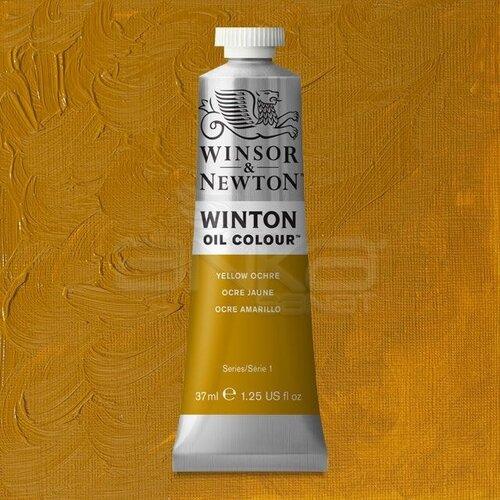 Winsor&Newton Winton Yağlı Boya 37ml 744 Yellow Ochre - 744 Yellow Ochre