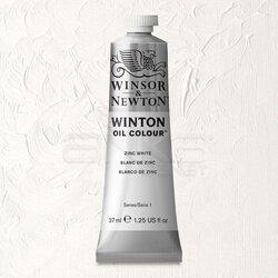 Winsor&Newton - Winsor&Newton Winton Yağlı Boya 37ml 748 Zinc White
