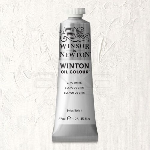 Winsor&Newton Winton Yağlı Boya 37ml 748 Zinc White - 748 Zinc White