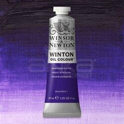Winsor&Newton - Winsor&Newton Winton Yağlı Boya 37ml 229 Dioxazine Purple
