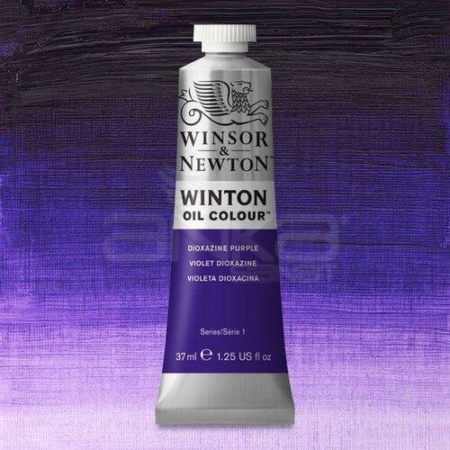 Winsor&Newton Winton Yağlı Boya 37ml 229 Dioxazine Purple - 229 Dioxazine Purple