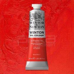 Winsor&Newton - Winsor&Newton Winton Yağlı Boya 37ml 095 Cadmium Red Hue