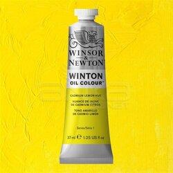 Winsor&Newton - Winsor&Newton Winton Yağlı Boya 37ml 087 Cadmium Lemon Hue