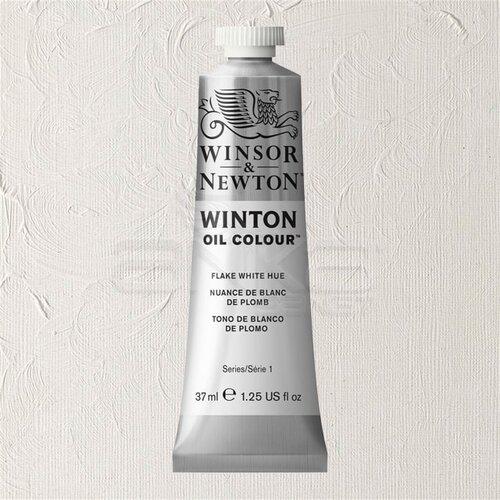 Winsor&Newton Winton Yağlı Boya 37ml 242 Flake White Hue - 242 Flake White Hue