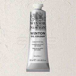 Winsor&Newton - Winsor&Newton Winton Yağlı Boya 37ml 242 Flake White Hue