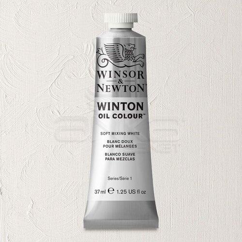 Winsor&Newton Winton Yağlı Boya 37ml 415 Soft Mixing White - 415 Soft Mixing White