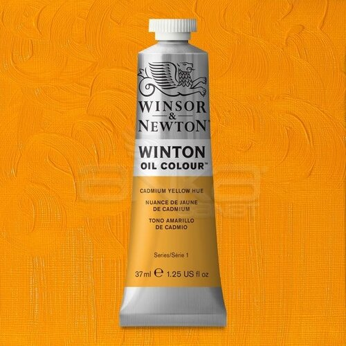 Winsor&Newton Winton Yağlı Boya 37ml 109 Cadmium Yellow Hue - 109 Cadmium Yellow Hue