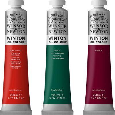 Winsor&Newton Winton Yağlı Boya