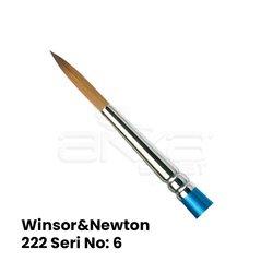 Winsor&Newton - Winsor&Newton 222 Seri Cotman Sulu Boya Fırçası (1)