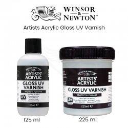 Winsor&Newton - Winsor&Newton Artists Acrylic Gloss UV Varnish