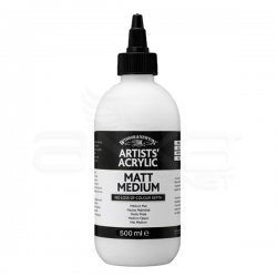Winsor&Newton - Winsor&Newton Artists Acrylic Matt Medium (1)