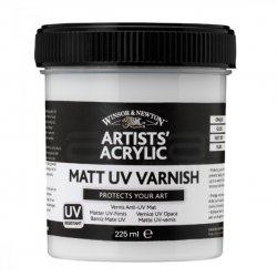 Winsor&Newton - Winsor&Newton Artists Acrylic Matt UV Varnish 225ml
