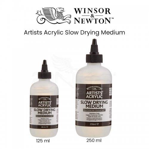 Winsor&Newton Artists Acrylic Slow Drying Medium