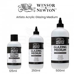 Winsor&Newton - Winsor&Newton Artists Acrylic Glazing Medium