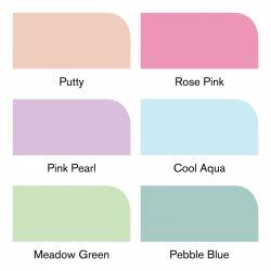 Winsor&Newton - Winsor&Newton Brush Marker 6lı Set Pastel Tones (1)