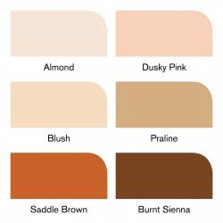 Winsor&Newton - Winsor&Newton Brush Marker 6lı Set Skin Tones (1)
