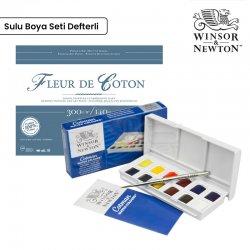 Winsor&Newton - Winsor&Newton Cotman Sketchers Sulu Boya Seti Defterli S-1
