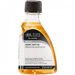 Winsor&Newton - Winsor&Newton Liquin Light Gel Medium (1)