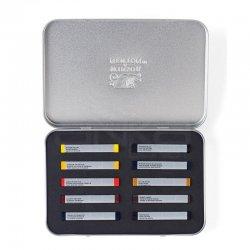 Winsor&Newton - Winsor&Newton Professional Water Colour Stick Metal Kutu 10lu (1)