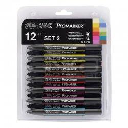 Winsor&Newton Promarker 12+1 Set 2 - Thumbnail