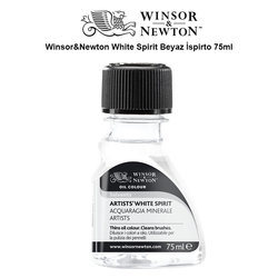 Winsor&Newton - Winsor&Newton White Spirit Beyaz İspirto 75ml