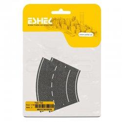 Eshel - Eshel Yan Yol 1/100 Paket İçi:2