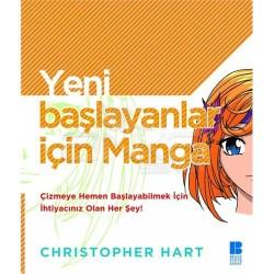 Anka Art - Yeni Başlayanlar İçin Manga (1)