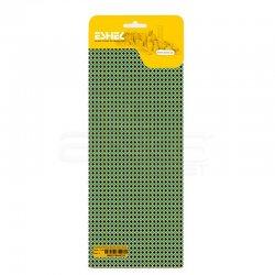 Eshel - Eshel Yeşil-Siyah Kiremit Desenli Karton Duvar 1/100 Paket İçi:3