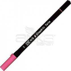 Zig - Zig Art & Graphic Twin Brush Pen Çift Uçlu Çizim Kalemi 80li Set TUT-80/80V (1)