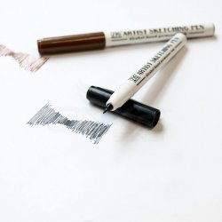 Zig - Zig Artist Sketching Pen Çizim Kalemi 0.6mm (1)