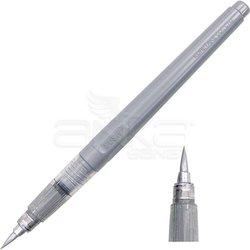 Zig - Zig Brush Marker Pen Fırça Uçlu Kalem Silver No:61